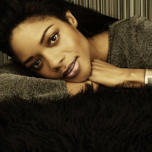 Want to see more of me? : Naomie Harris