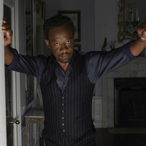 Want to see more of me? : Lennie James