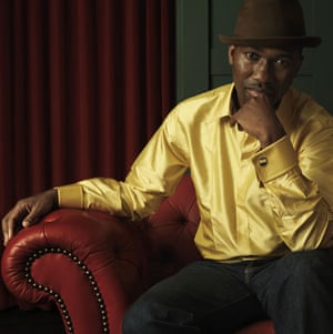 Want to see more of me? : Kwame Kwei-Armah