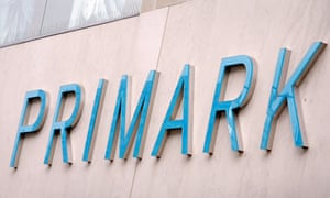 The Nottingham branch of Primark