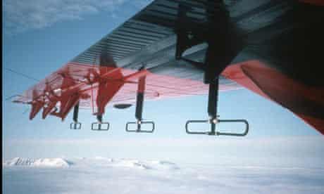 Antarctica Gamburtsev Mountains