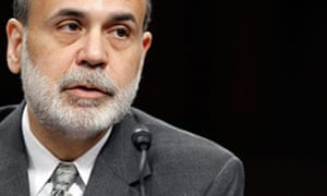 Ben Bernanke, chairman of the Fedral Reserve, testifies on the monetary policy report