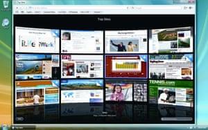 Safari 4 on Windows Vista