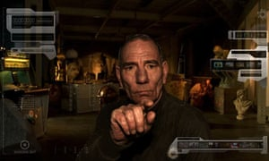 Pete Postlethwaite in Age of Stupid