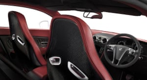 New Bentley eco car: Bentley Continental Supersports