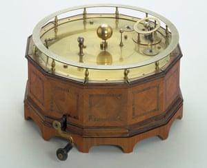 Galileo exhibition: 18th century planetary or orrery