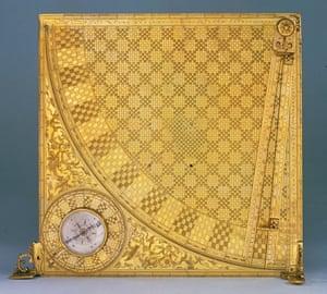 Galileo exhibition: 17th century quadrant