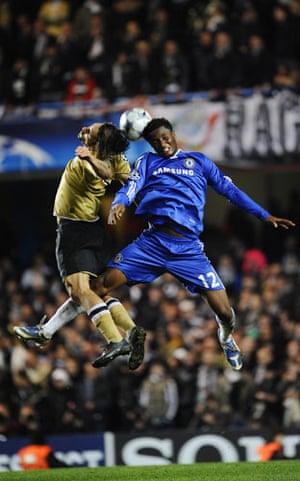 Chelsea v Juventus: Mikel