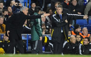 Chelsea v Juventus: Managers