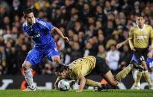Chelsea v Juventus: Legrottaglie