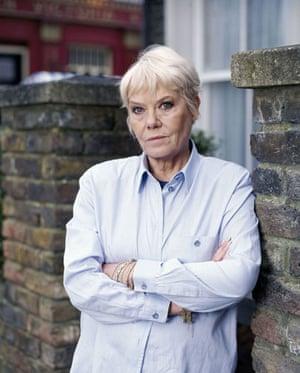 Wendy Richard: Wendy Richard has died