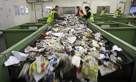 Greenstar Recycling facility