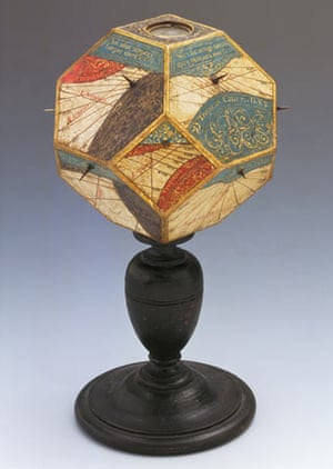 Galileo exhibition: Polyhedral solar clock
