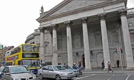 Bank of Ireland in Dublin