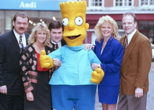 Gallery Sky 20th anniversary: Simpson Launch