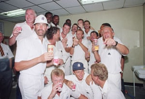 Gallery Sky 20th anniversary: West Indies Vs England cricket 1990