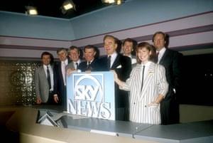 Gallery Sky 20th anniversary: Sky News 1989