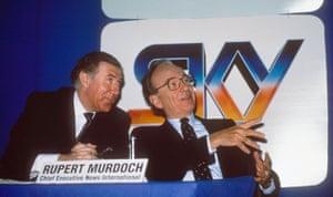 Gallery Sky 20th anniversary: Sky Tv Launch 1989