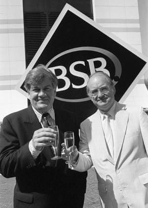 Gallery Sky 20th anniversary: British Satellite Broadcasting 1990