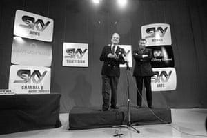 Gallery Sky 20th anniversary: BSkyB 1989