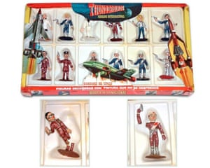 Gallery Thunderbirds auction: thunderbirds