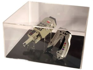 Gallery Thunderbirds auction: Space 1999 Product Enterprise Prop Replica