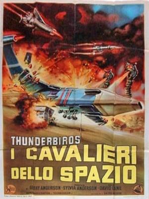 Gallery Thunderbirds auction: 'Thunderbirds Are Go' poster
