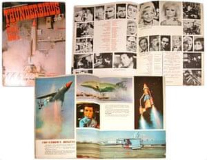 Gallery Thunderbirds auction: Thunderbirds Are Go Book