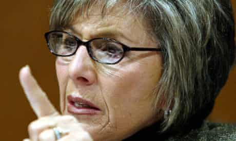Barbara Boxer,  the chair of the Senate environment and public works committee