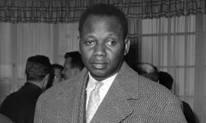 Mamadou Dia was Senegal's first Prime Minister