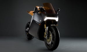 One Mission's electric motorbike