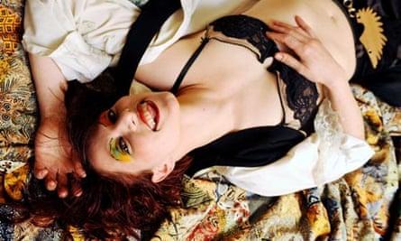 Amanda Palmer, American punk rock singer