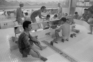 Gallery Hot Springs in Kusatsu: Tsubameyu Public Bath