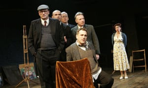 The Pitmen Painters at the National Theatre