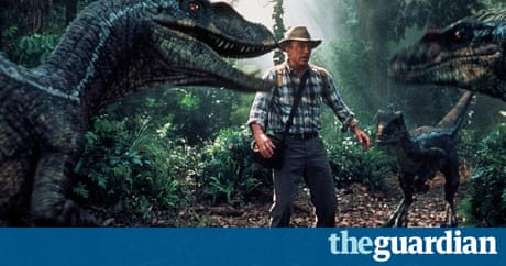 dinosaurs where jurassic park got it wrong science the guardian