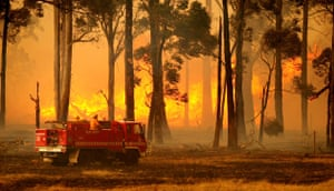 Gallery Australian bushfires: A fire truck is the last line of defence for Drouin homes
