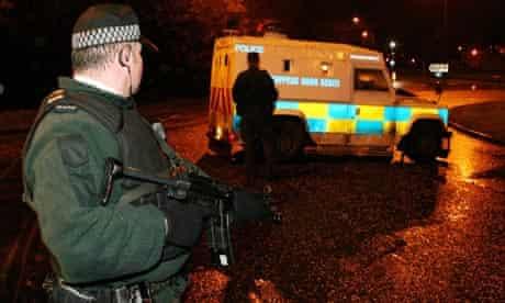 Northern Ireland shooting