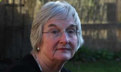 Social worker Val Rigby