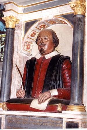 The 'Pork Butcher' Shakespeare portrait