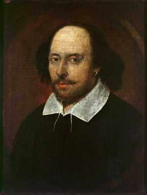 The 'Chandos' portrait of Shakespeare