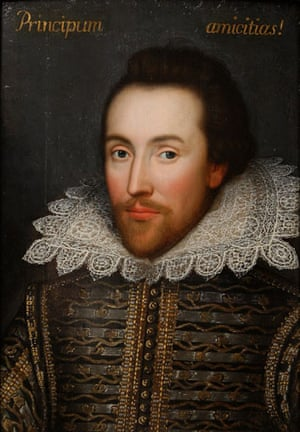 The Cobbe portrait of Shakespeare