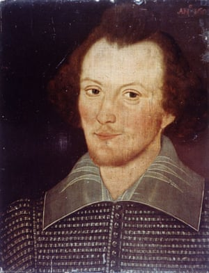 The Sanders portrait of Shakespeare