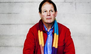 Author Michael Morpurgo at the National Theatre, London