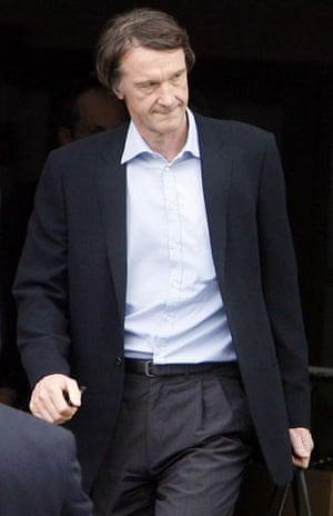 Forbes Rich List: Jim Ratcliffe