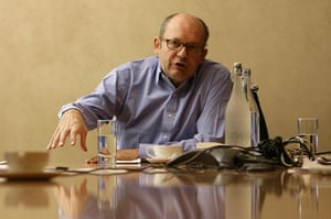 Forbes Rich List: Michael Spencer