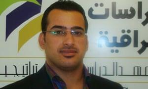 Iraqi journalist Muntazer al-Zaidi
