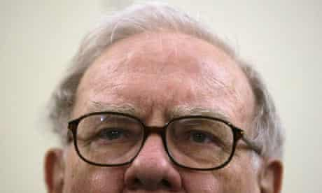 US Investor Warren Buffett
