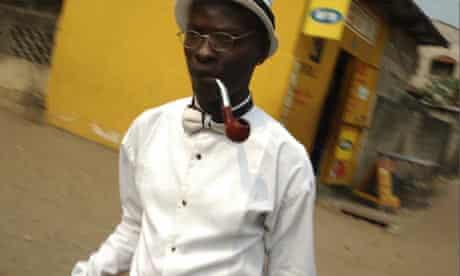 Bakongo gentleman