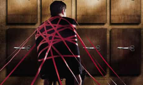 Tied up in red tape