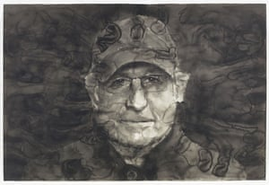 The week in art: Yan Pei-Ming's portrait de Bernard Madoff, 2009